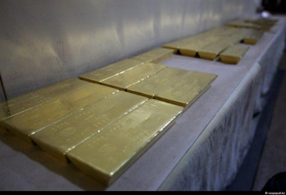 Как добывают золото в Казахстане. Часть 2