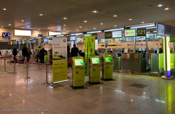 Как устроен аэропорт с точки зрения пассажира