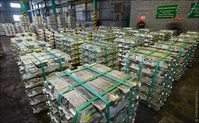 Как выплавляют алюминий в Казахстане