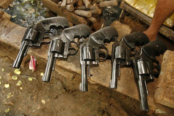 Как на Филиппинах делают оружие
