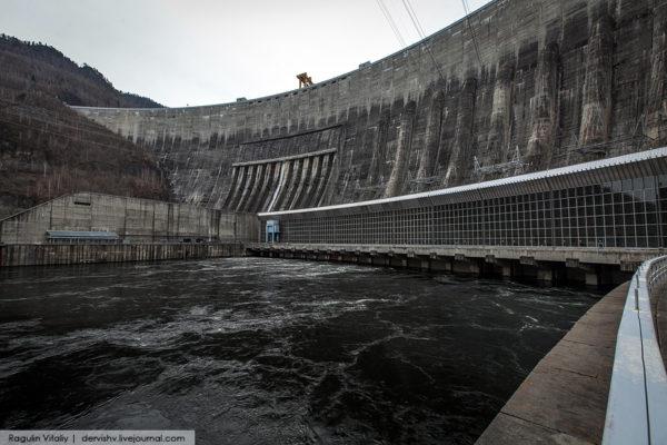 Как устроена Саяно-Шушенская ГЭС