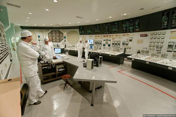 Как работает Смоленская АЭС
