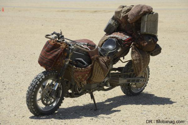 Как сделаны мотоциклы в фильме Mad Max