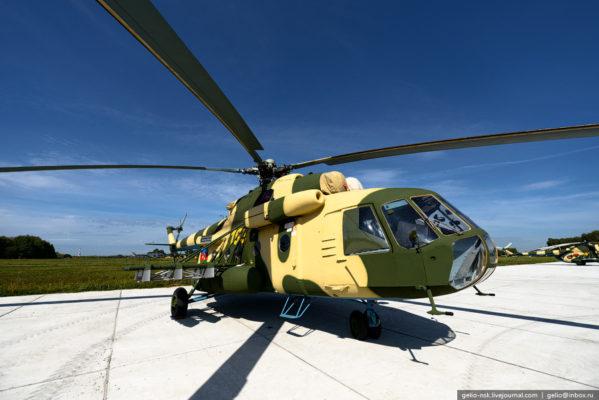 Как собирают вертолеты в Казани