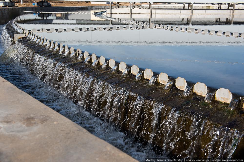 Как очищают воду в Москве