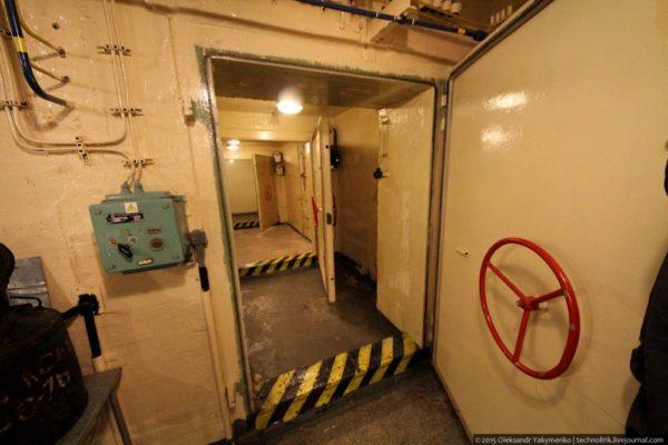 Как устроено хранилище советских ядерных боеголовок в Чехии (продолжение)