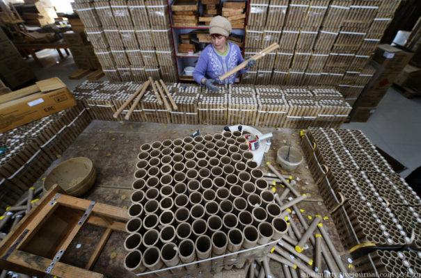 Как делают фейерверки в Приморском крае