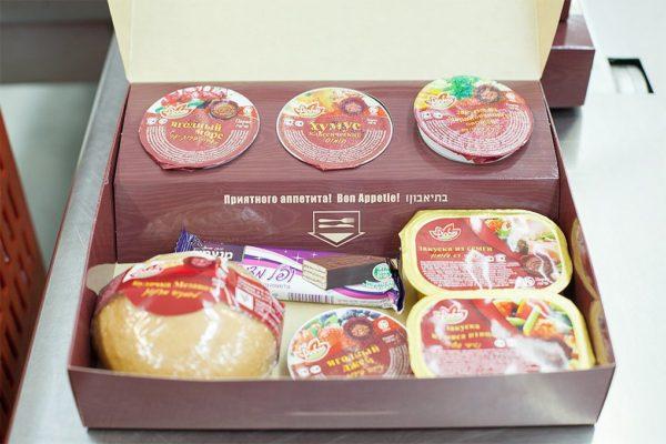 Как готовят кошерные обеды для авиапассажиров