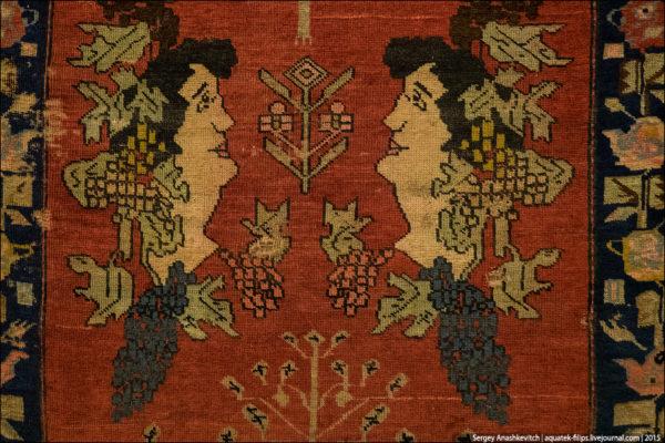 Как делают ковры ручной работы в Армении