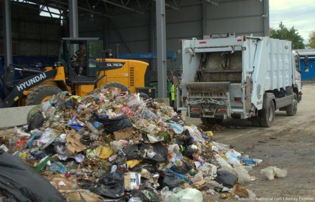 Как перерабатывают мусор в Чувашии