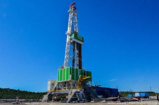 Как добывают нефть в России. Часть 2