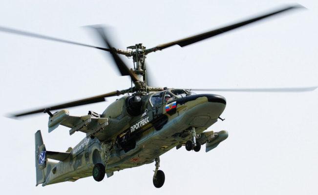 Как производят боевые вертолеты Ка-52