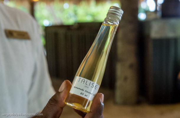 Как делают кокосовое масло