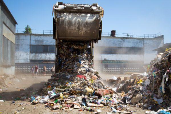 Как перерабатывают мусор в Тольятти