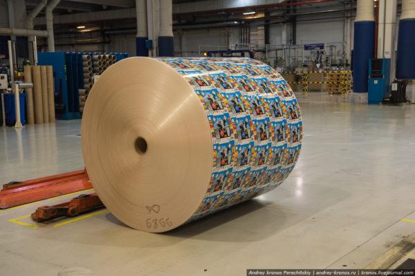 Как производят упаковку TetraPak