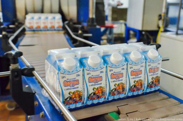 Как производят рузское молоко