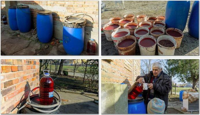 Как в Болгарии варят ракию