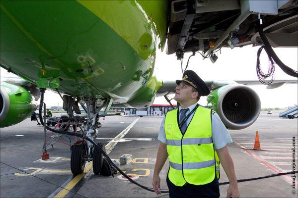 Как пилоты и самолеты готовятся к полету