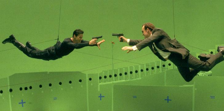 Как выглядят современные спецэффекты в кино