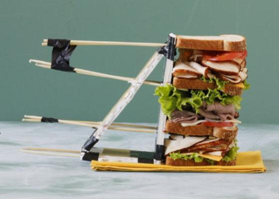 Как фотографируют еду для рекламы