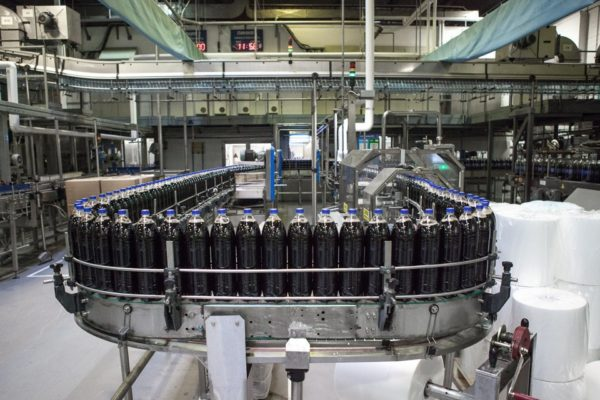 Как делают пепси-колу
