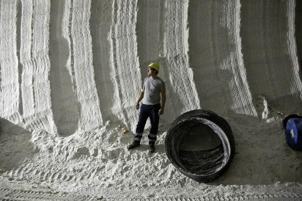 Как в Сицилии добывают соль