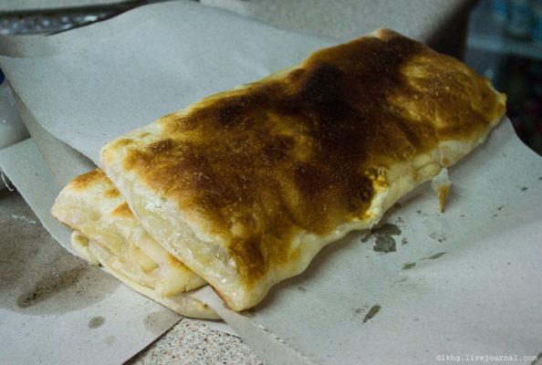 Как это сделано: болгарский завтрак.