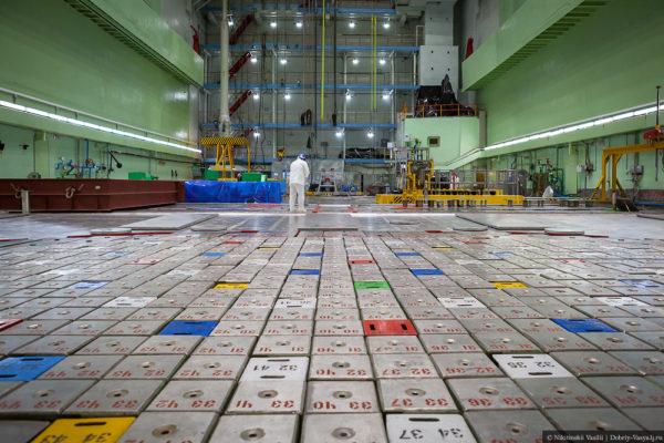 Как выглядит АЭС изнутри