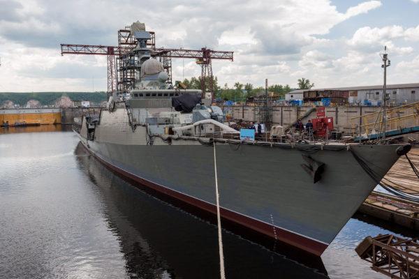 Как в Татарстане строят корабли