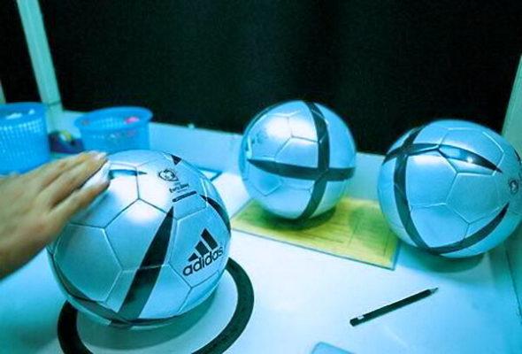 Как делали мячи для чемпионата Европы по футболу