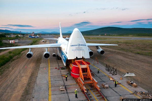 Как устроен Ан-124 «Руслан» — самый большой в мире серийный самолёт