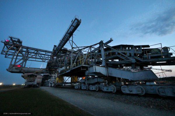 Как устроена самая большая самодвижущаяся машина в мире