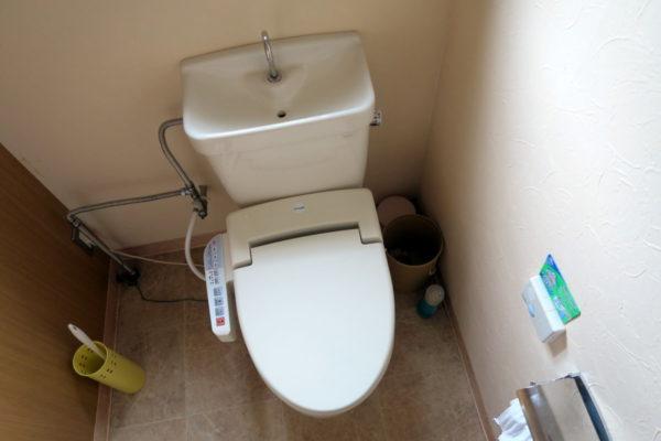 Как устроены японские туалеты