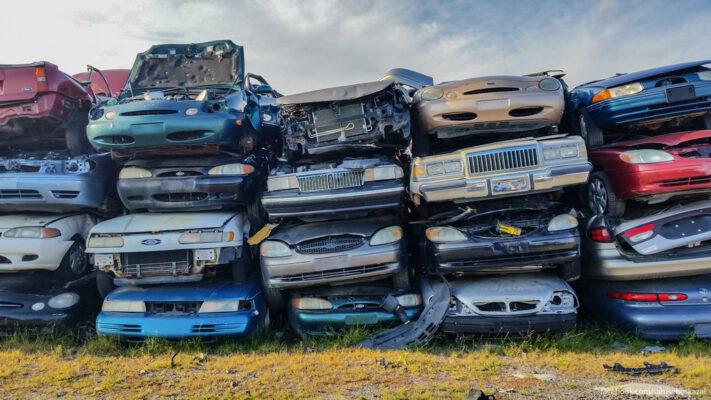 Как умирают автомобили в Америке