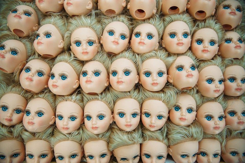 Как делают кукол