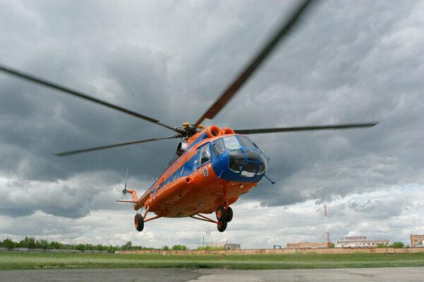 Вторая жизнь вертолетов. Омский завод гражданской авиации