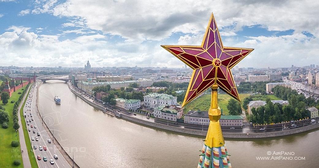Как делали и устанавливали кремлевские звезды