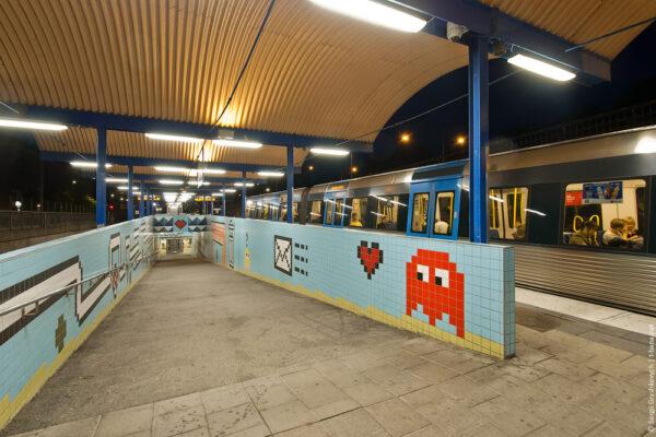 Как устроен стокгольмский метрополитен