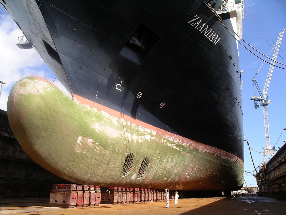 Что такое корабельный бульб и зачем он нужен судну