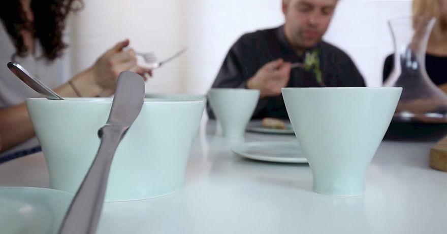 Как из костей бабушки сделать чайный сервиз