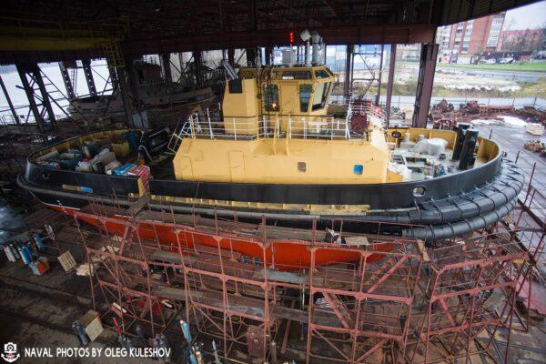 Всё о судостроительном заводе