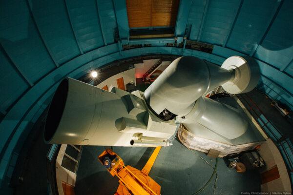 Как работают астрономы в обсерватории в Приэльбрусье