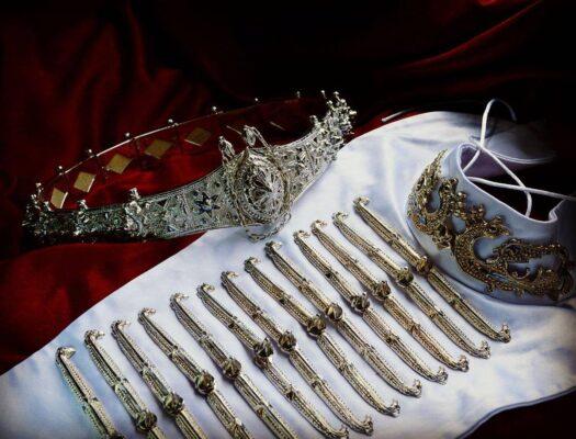 Как делают традиционные кавказские украшения