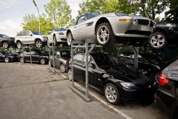 Как утилизируют автомобили BMW