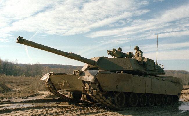 M1 Abrams: лучший американский танк