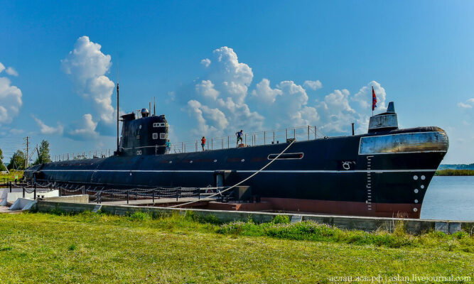 Как устроена служба на подводной лодке