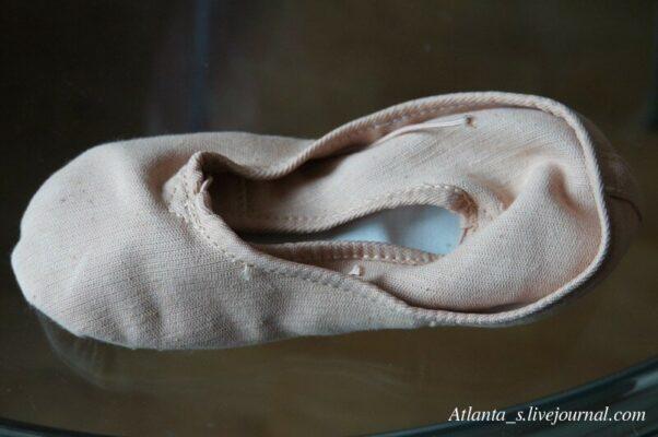 Как шьют мягкую обувь в Большом театре